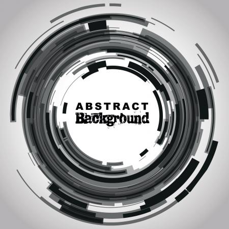 abstract lens van de camera