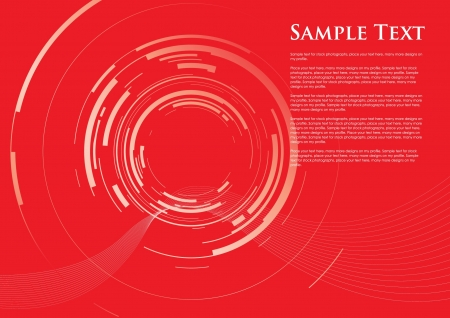 abstract aperture: abstract camera lens background Illustration