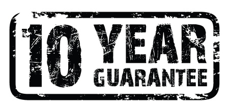 10 year guarantee Vector
