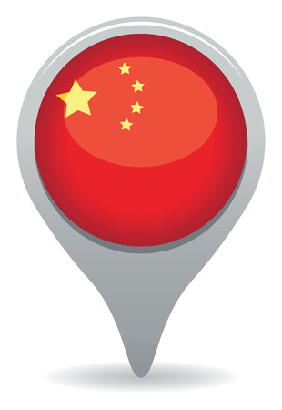 pinpoint: china icon