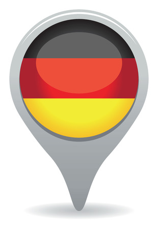 german icon Vector