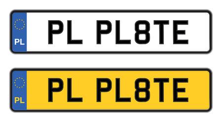 registration: poland car registration