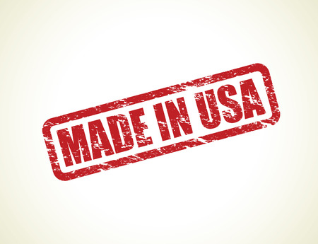 made in the usa stamps