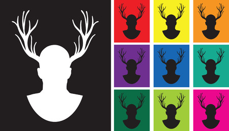 marrying: set of stags