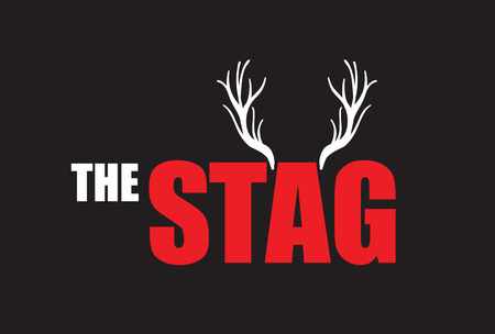 the stag Illustration