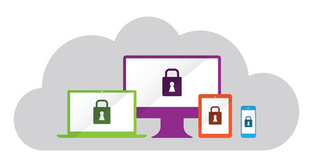 pad lock: locked technology