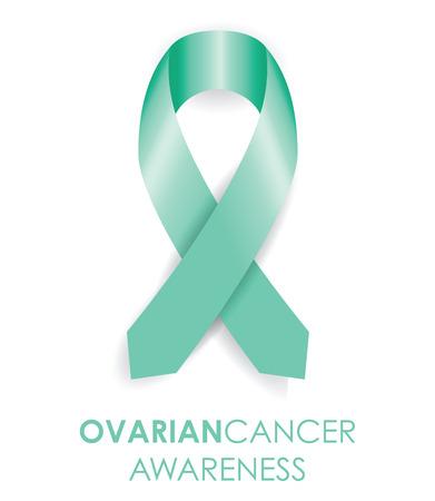 卵巣癌リボン