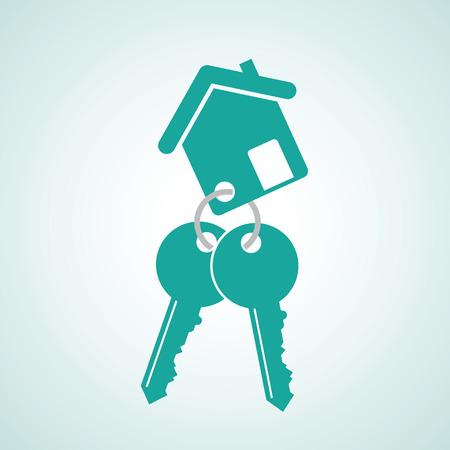 house keys: house keys