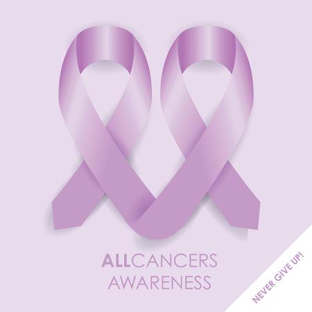 all cancer awareness ribbon