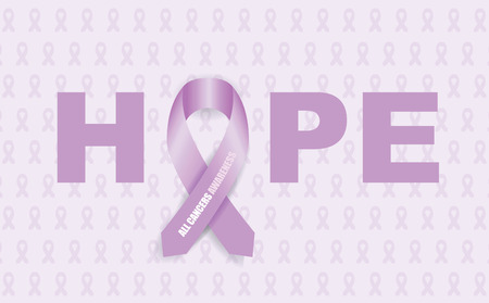 all cancer awareness ribbon