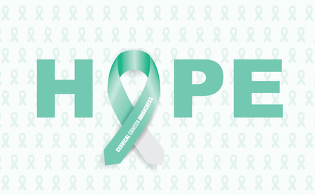 cervical cancer ribbon