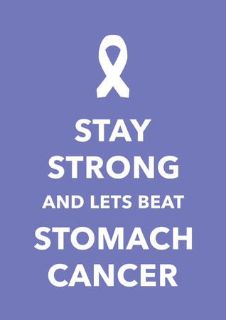 stomach cancer: stomach cancer poster