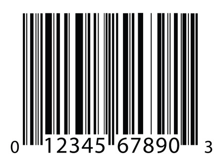 barcode Stock Illustratie