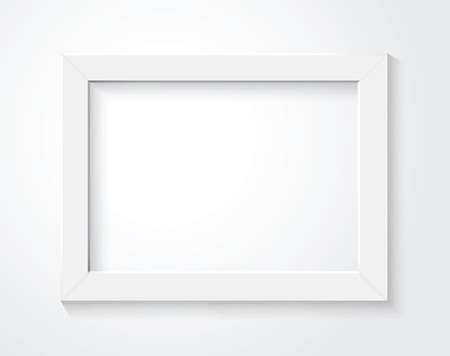 white frame Illustration