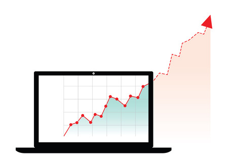 portable information device: tablet with line points