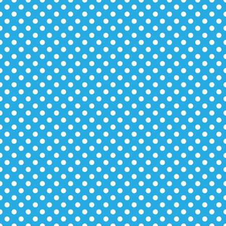 Seamless polka dot blu Archivio Fotografico - 37702624