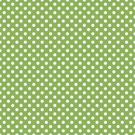 polka dot: seamless green polka dot background