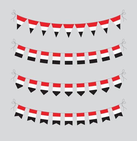 egyptian: egyptian bunting