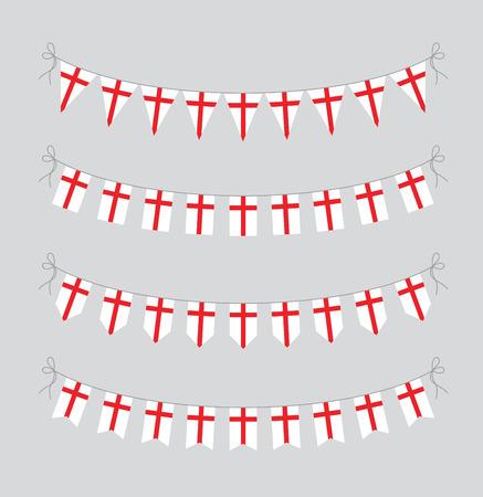 brit: english bunting Illustration