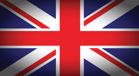 u k: a united kingdom blue and red faded flag background