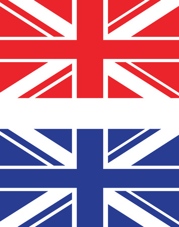u  k: a red and blue uk flag