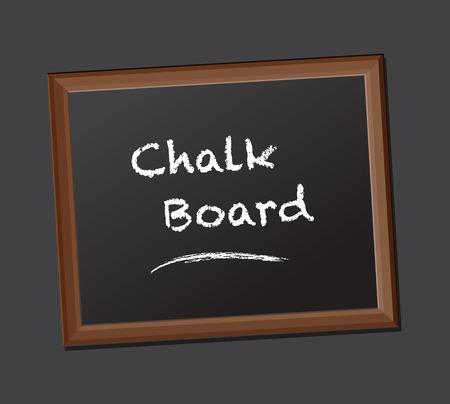 board: chalk board background