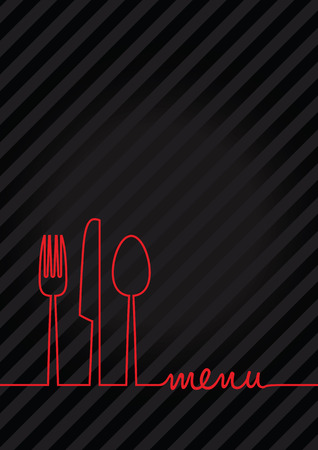 drink food: abstract food menu background
