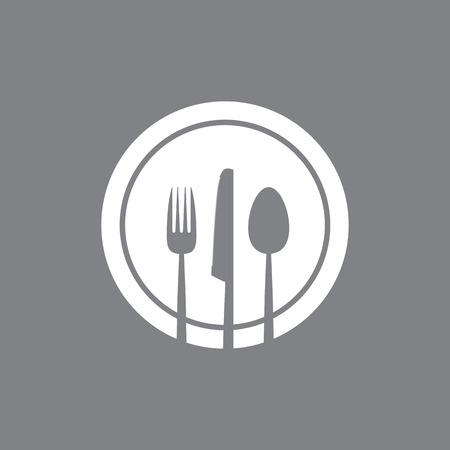 plate of food: abstract food menu background