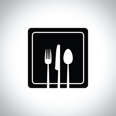 food tray: abstract food menu background