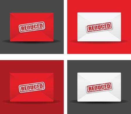 reduced: reduced envelope set