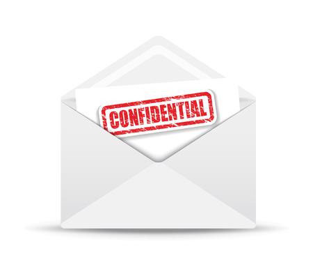 red envelope: confidential red envelope