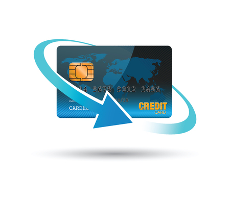 protected: blue credit card