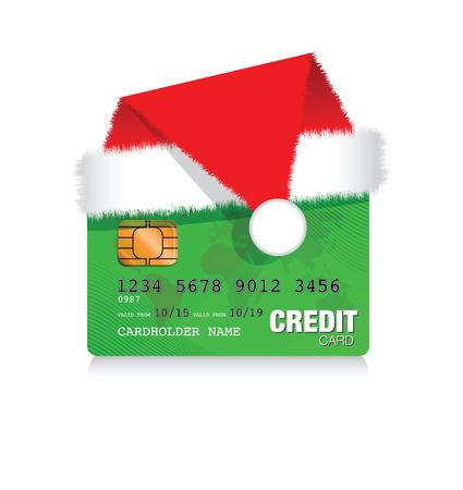 christmas debt: christmas credit card