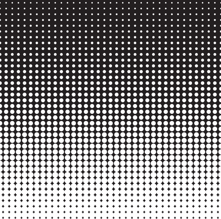 abstract dot background Stock Photo