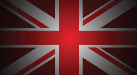 uk: a red uk flag image