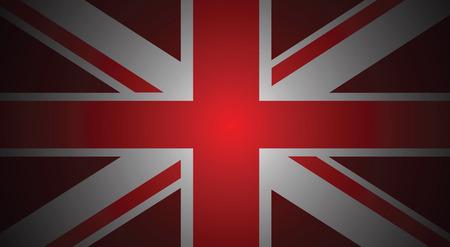 bandera reino unido: una imagen de la bandera brit�nica roja
