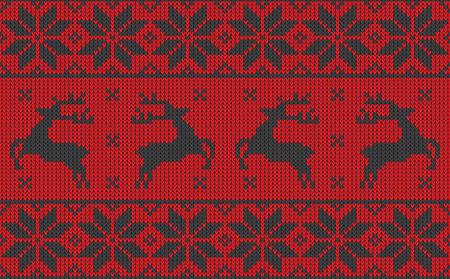 jumper: christmas jumper pattern design