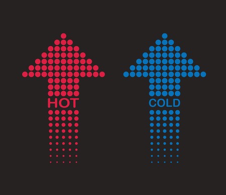 assign: hot and cold