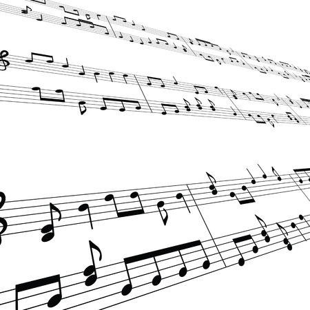 alt: music notes background