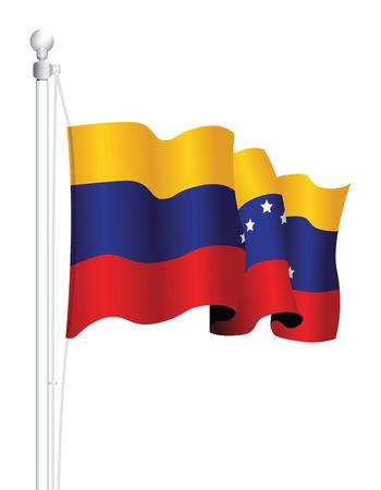 venezuela: venezuela national flag
