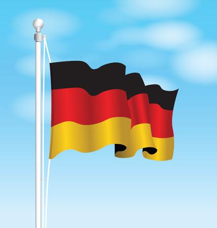 patriots: germany flag