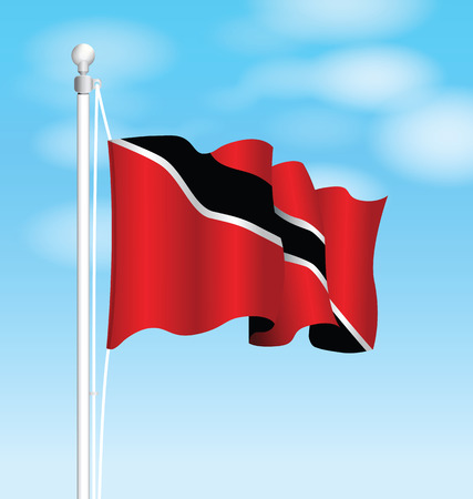 trinidadian: Trinidad and Tobago national flag