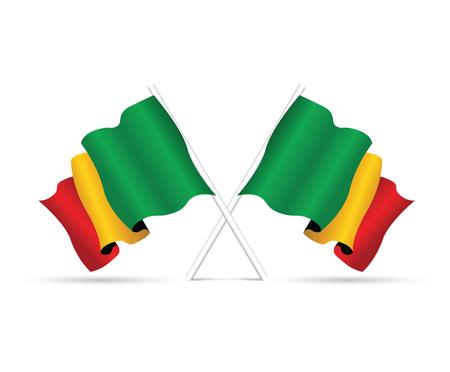 proportional: senegal national flag