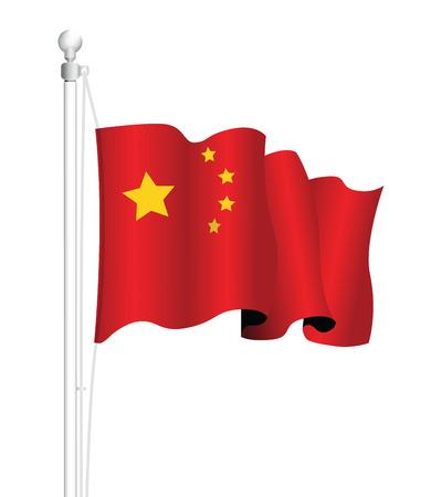 national: bandera china