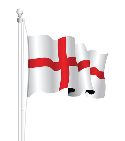 british culture: england flag