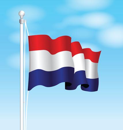 unitary: netherlands flag