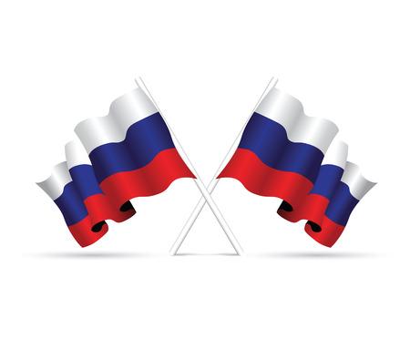 russia flag: russia flag