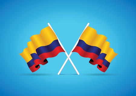 bandera: bandera de Colombia
