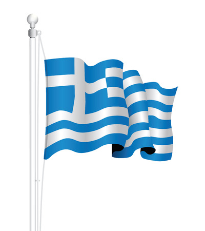 greece flag: greece flag