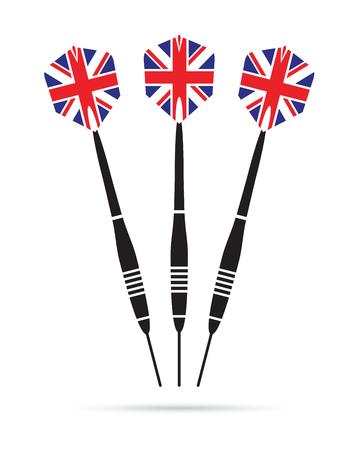 competitive advantage: uk darts background